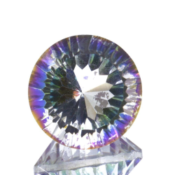 10.01ct.Mystic Quartz Round...