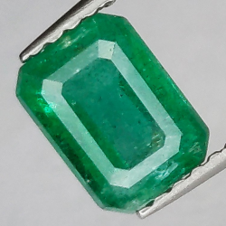 1.18ct Emerald Emerald Cut
