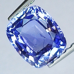1.10ct Sapphire Cushion Cut