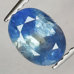 1.20ct Sapphire Oval Cut