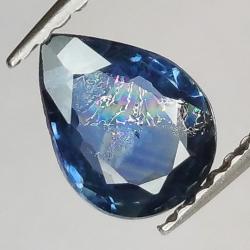1.03ct Sapphire Pear Cut