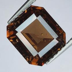 2.74ct Brown Sapphire...