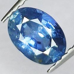 0.86ct Sapphire Oval Cut