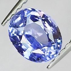 1.22ct Sapphire Oval Cut
