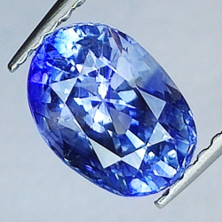 1.79ct Sapphire Oval Cut
