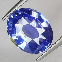 1.19ct Sapphire Oval CUt