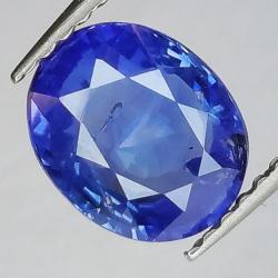2.15ct Sapphire Oval Cut