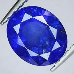 1.59ct Sapphire Oval Cut