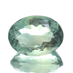 16,65ct. Fluorite Oval Cut