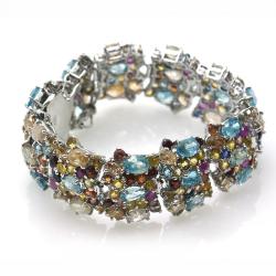 Sapphire, Zircon and 925...