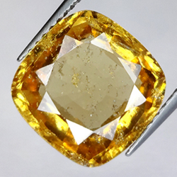 6.41ct Hessonite Garnet...