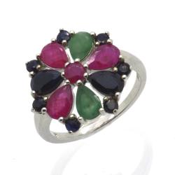 Ruby, Sapphire, Emerald &...