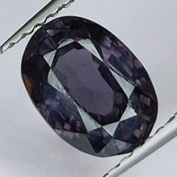 2.00ct Purple Spinel oval...