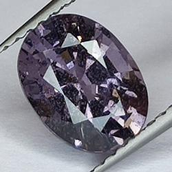 2.23ct Violet Spinel oval...