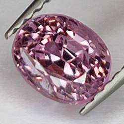 1.20ct Pink Spinel oval cut...