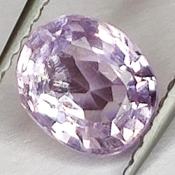 0.94ct Pink Spinel oval cut...