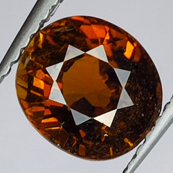 1.95ct Tourmaline Orange...