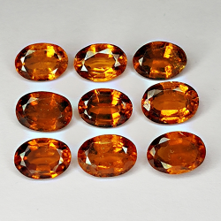 8.85ct Hessonite Garnet...