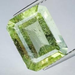 4.36ct Aquamarine Green...