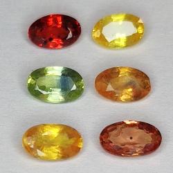 Songea sapphire multicolor...