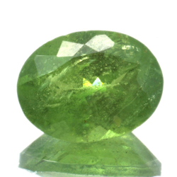 1.40ct Tsavorite Oval Cut