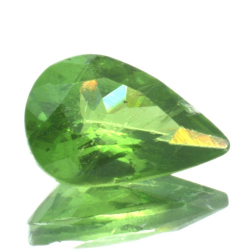 1.27ct Tsavorite Pear Cut