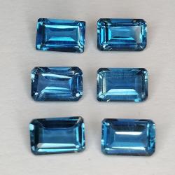 London blue topaz emerald...
