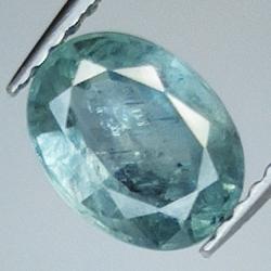1.69ct Blue Sapphire oval...