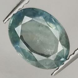 1.51ct Blue Sapphire oval...