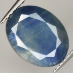 3.60ct Blue Sapphire oval...