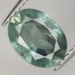 1.92ct Blue Sapphire oval...
