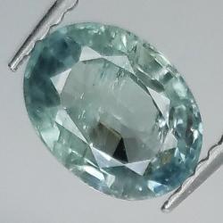 1.73ct Blue Sapphire oval...