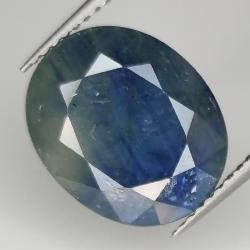 9.49ct Blue Sapphire oval...