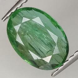 1.22ct Emerald oval cut...