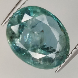 2.25ct Emerald oval cut...