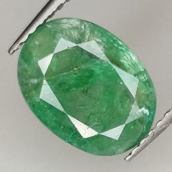 2.36ct Emerald oval cut...
