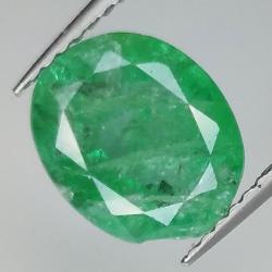 2.60ct Emerald oval cut...