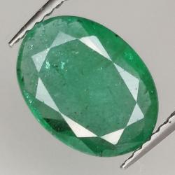 2.49ct Emerald oval cut...