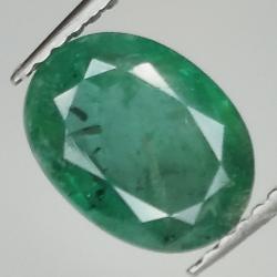 2.33ct Emerald oval cut...