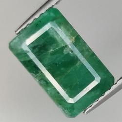 2.70ct Emerald emerald cut...
