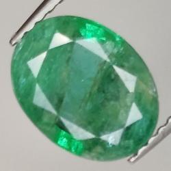 2.00ct Emerald oval cut...