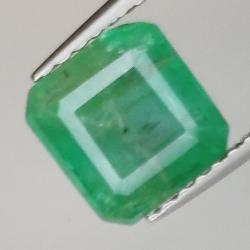 1.80ct Emerald emerald cut...