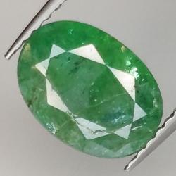 1.78ct Emerald oval cut...