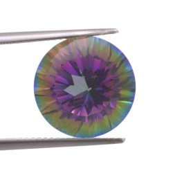 10,60ct.Mystic Quartz Round...