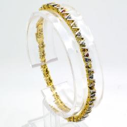 925 Silver Bracelet -...