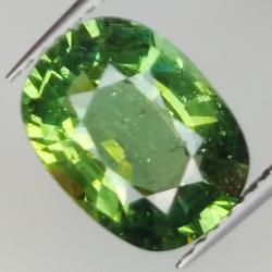4.49ct Green Apatite...