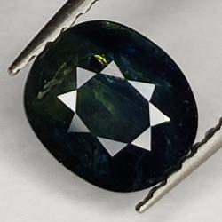 1.57ct Blue Sapphire oval...