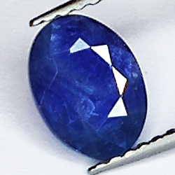 1.60ct Blue Sapphire oval...