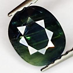 1.04ct Blue Sapphire oval...