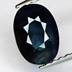 1.08ct Blue Sapphire oval...
